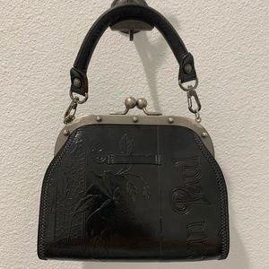 Jean Paul Gaultier mini handle purse
